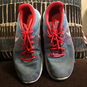 Nike running shoes (Used)